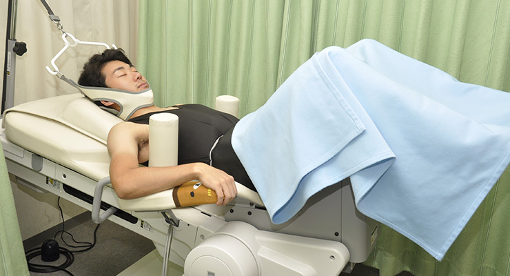 はしぐち整骨院の治療方法2